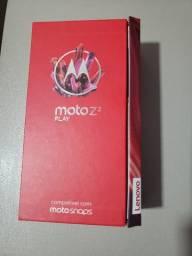 Smartphone Motorola Moto Z2 Play Dual Chip - Platinum - 64GB Seminovo
