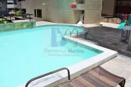 DM Aluga Apartamento com 160m2 na Avenida Boa Viagem