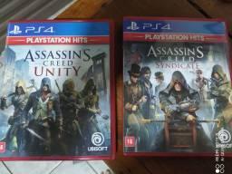 Jogos Assassins Creed ps4