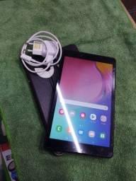 Vendo tablet semi novo 32 GB,