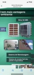 Máquina climatizadora