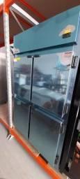 Geladeira comercial 4 portas para resfriados- felário