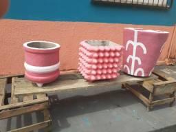 Vendo jarros de cimento artesã
