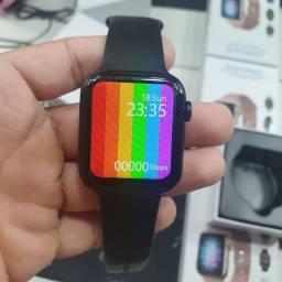 Smartwatch w26 ORIGINAL Tela infinita 1.75 polegadas (2 cores disponíveis)