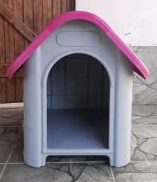 Casa de Cachorro de porte médio semi nova