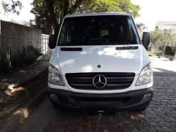 Mercedes 415CDi Sprinter ano 2014 cor branco 130.000Km