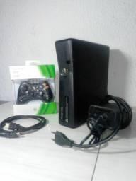 XBOX 360 DESBLOQUEADO COM 5 JOGOS