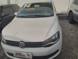 VW/ Voyage 1.0 City Mi Total flex. 2014 estado de novo