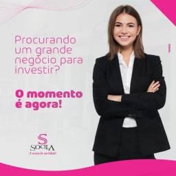 Título do anúncio: Salão de Beleza - Franquias