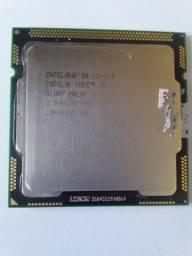processador Intel i5 - 760 quad core