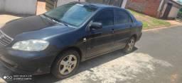 Vendo ou troco Corolla 2005/05 completo