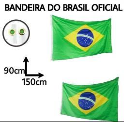 Título do anúncio: Bandeira do Brasil 90X150cm