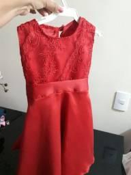 Vestido de festa luxo da Moça Prendada
