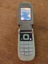 Celular Nokia Cinza e Preto