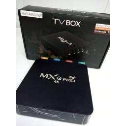 Tv Box Android 10.1 Os Mais Recente Kd S905w 4k 2.4ghz Wifi Quad Core Caixa Smart Tv Media