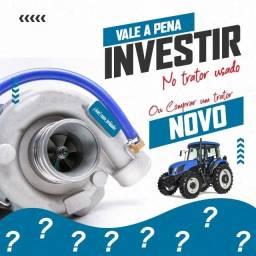 Kit turbo e intercooler veicular e agricola linha diesel