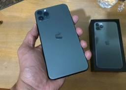 IPhone 11 pro max preto 256
