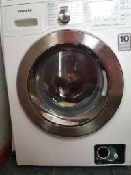Lava e seca Samsung W0854W8E1XAZ placa com defeito