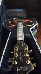 Guitarra Assinatura Semi Acústica Larray Coryell Lc1/ Cort - Por Câmera Fotog