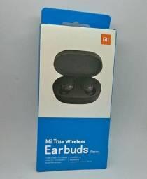 Fones de ouvido sem fio Xiaomi Redmi TWS Earbuds com microfone