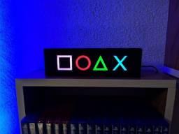 Luminária Gamer IG: @nerddices
