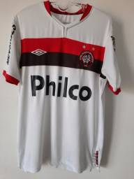 Camisa II Umbro Atlético Paranaense, ano: 2011, tam.: M