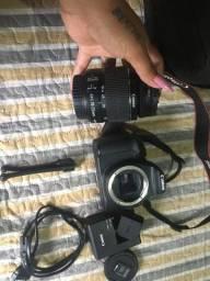 Câmera profissional Canon