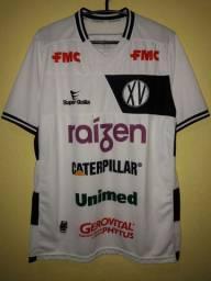 Camisa do XV de Piracicaba 2015 Super Bolla #15 de jogo