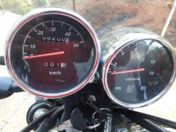 Moto super dafra 50
