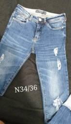 Desapego Jeanswear Capri N34/36