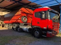Scania R420 evolução