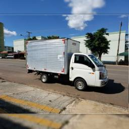 Mudança Frete Caminhão Baú BR Goiás Brasília todos os estados.