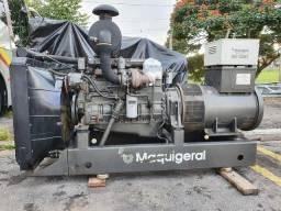 GRUPO GERADOR DE ENERGIA 150 KVA MOTOR MWM X10