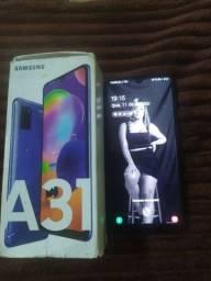 Título do anúncio: Samsung A31