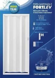 Porta Sanfonada PVC 60CM