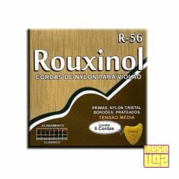 Encordoamento para Violão Nylon Rouxinol R-56