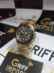 Relógio Masculino Rolex Premium