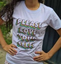 T-shirts feminino