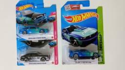 Lote Hot Wheels Drift Team Falken Mustang Toyota Sprinter