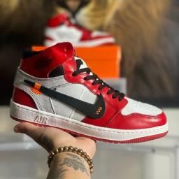 Air Jordan leia a descrição
