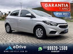 Chevrolet Onix LT 1.0 Flex 5p Mec. - 1 Ano de Garantia - IPVA 2021 Pago - Raridade - 2019