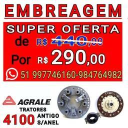 EMBREAGEM TRATOR AGRALE 4100