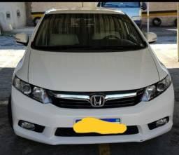 Honda Civic LXR Ano 2014 2.0 16v Flex