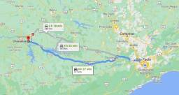 Vendo/Troco Terreno 250m2, Chavantes, 350km Capital SP