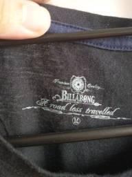 Camiseta Billabong preta