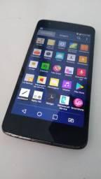LG K8 com 16 gb funciona perfeitamente