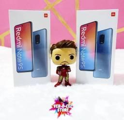 Xiaomi Redmi note 9S lacrado e com garantia !
