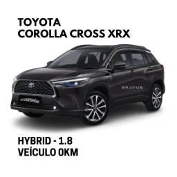 Título do anúncio: Toyota Corolla Cross Xrx Hybrid 2022