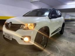 Renault  kwid ( Entrada + Parcelas )