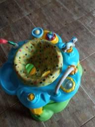 centro de atividades pra bebê